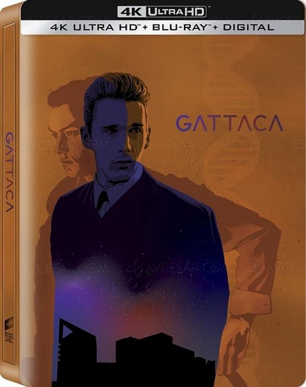 Bienvenue à Gattaca pour la première fois en 4K Ultra le 23 mars
