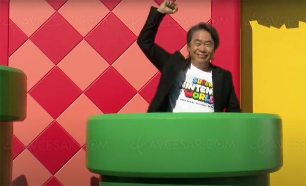 Petite visite (vidéo) du parc d'attractions Nintendo à Osaka