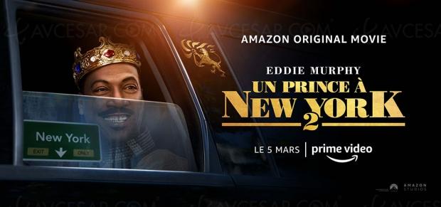 Eddie Murphy revient dans Un prince à New York 2 sur Amazon (bande‑annonce)