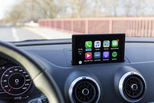 Voiture Apple Car, début de production en 2024 ?