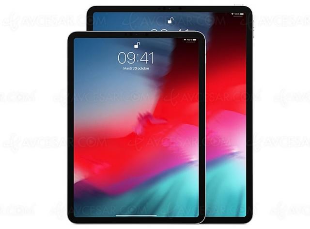 iPad Oled, en 2022 au plus tôt ?