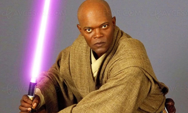 Mace Windu -alias Samuel Jackson- de retour dans Star Wars ?