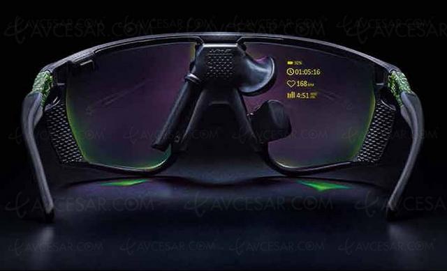 Julbo Evad-1 : lunettes du futur pour sportif