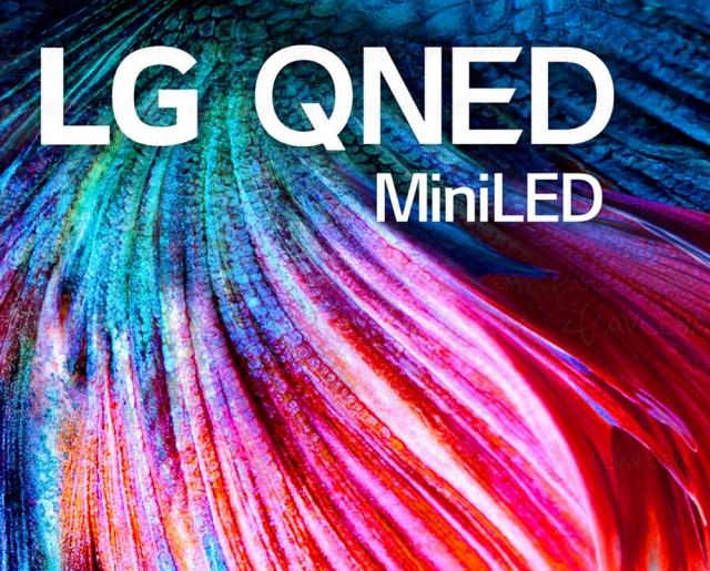 CES 21 > TV QNED Mini LED, explications sur l'inflexion de la stratégie LG Oled