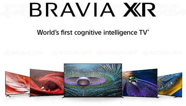 CES 21 > Sony XR Cognitive Processor : nouvelle puce pour les TV Bravia XR 2021