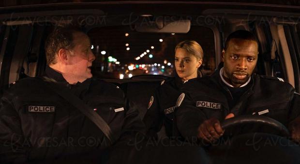 Police: dilemme moral pour Omar Sy et Virginie Efira le 6 janvier