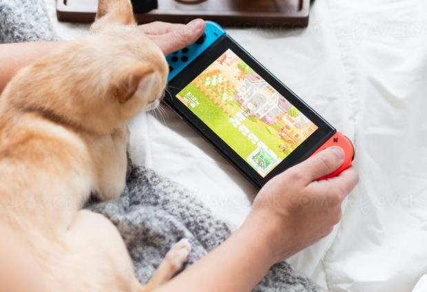 Nouvelle Nintendo Switch Pro 4K en 2021 ?