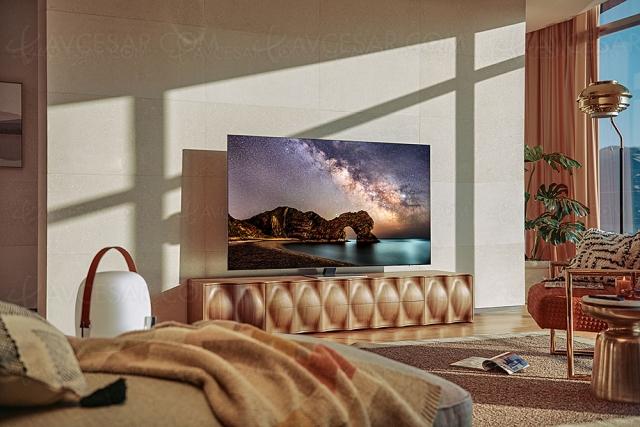 TV Samsung Neo QLED, les atouts du Neo Quantum Processor 2021