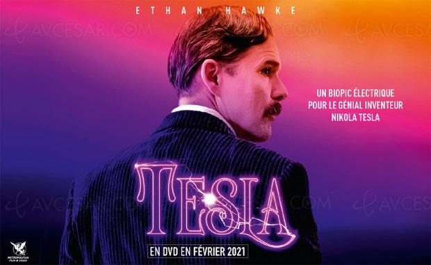 Tesla en DVD et VOD, enfin un biopic pour mettre en lumière le génie Nikola Tesla
