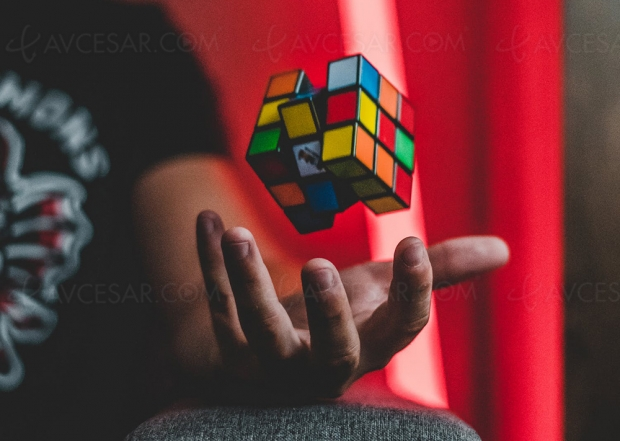 Rubik's Cube le film, carrément !