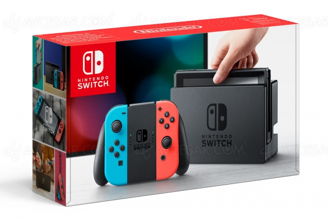 Nouveaux gros indices Nintendo Switch 4K