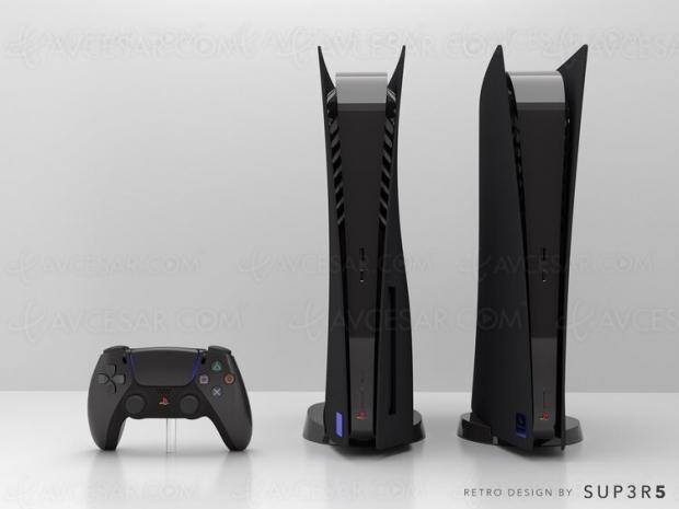PlayStation 5 noire : projet « menacé » puis annulé
