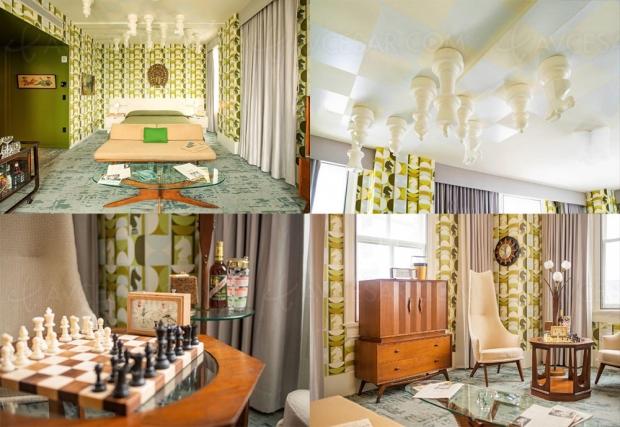 The Queen's Gambit, la série qui influence même un hôtel