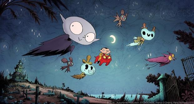 Petit Vampire le 10février : adorable film d'horreur signé Joann Sfar