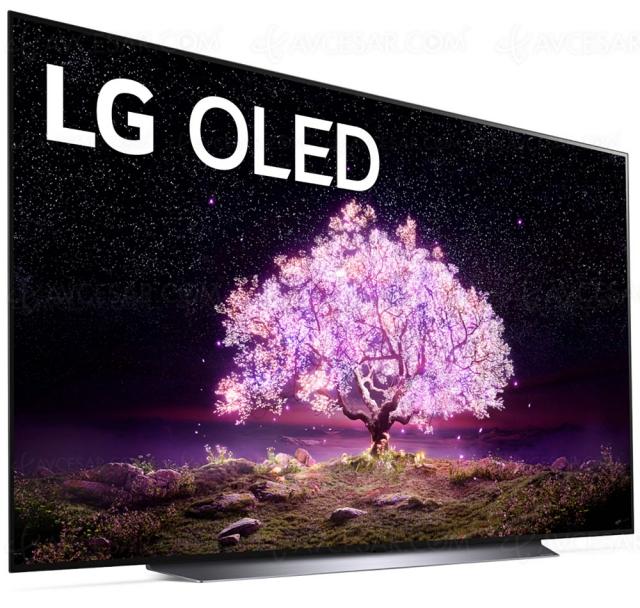 CES 21 > TV Oled LG A1 : dalle 50 Hz, HDMI 2.0 et 48'' au 77''