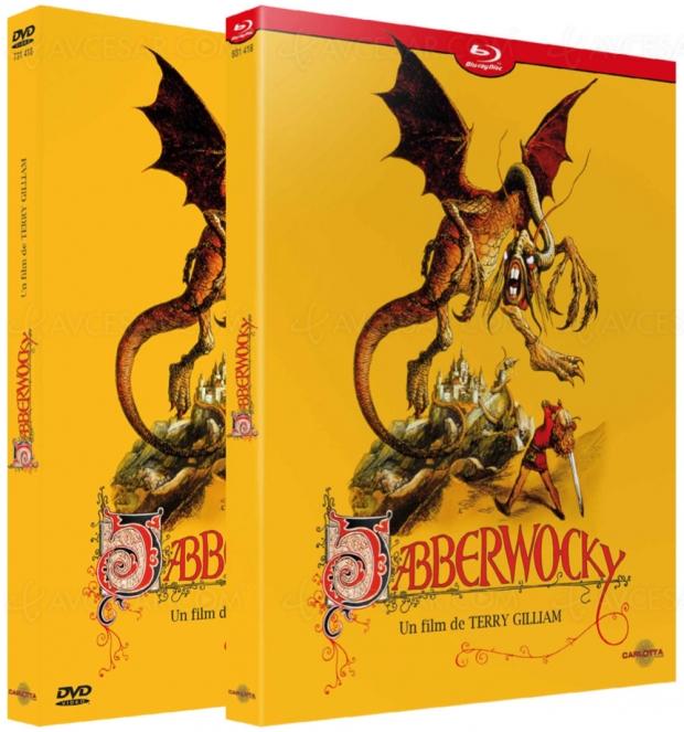 Jabberwocky de Terry Gilliam restauré en 4K, Blu-Ray et DVD inédits