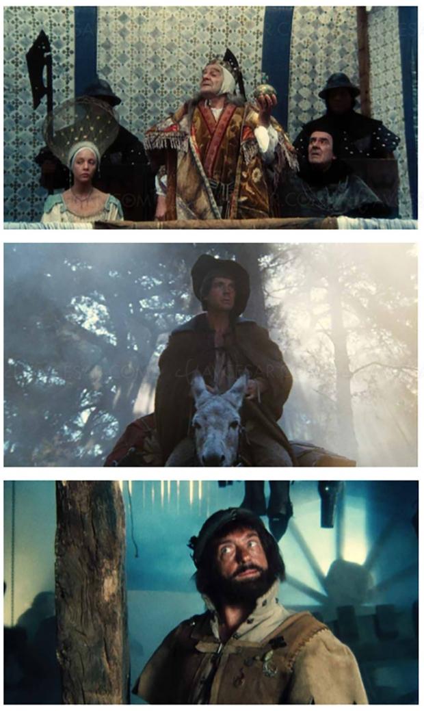 Jabberwocky de Terry Gilliam restauré en 4K, Blu‑Ray et DVD inédits