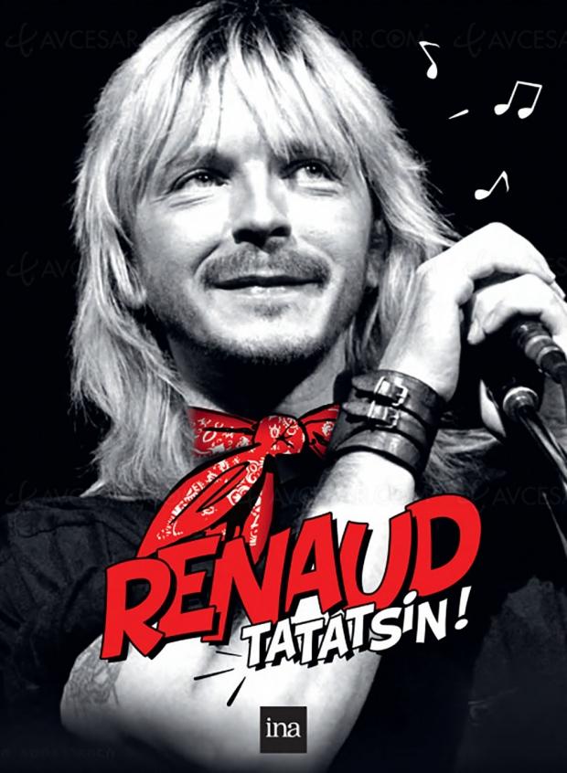 Renaud : ses meilleurs moments de télévision, à retrouver dans un coffret 2 DVD