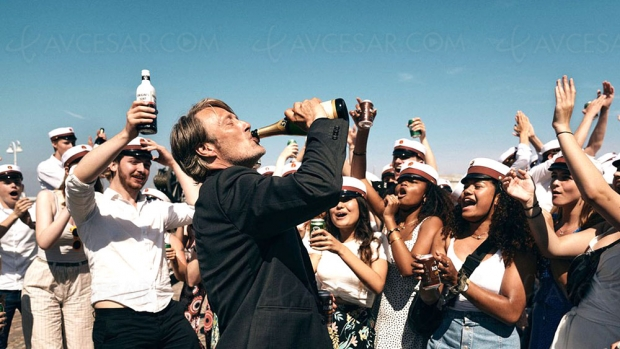Drunk le 17 mars : l'odyssée ivre de Thomas Vinterberg