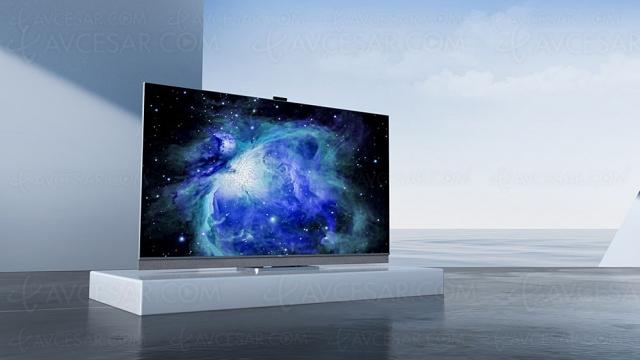 CES 21 > TCL C825, TV Mini LED QLED Ultra HD 4K et HDMI 2.1