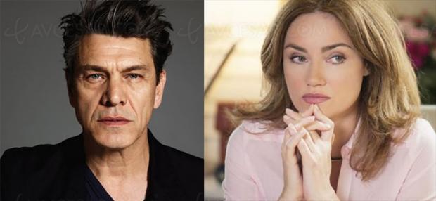 Marc Lavoine et Marine Delterme bientôt réunis sur TF1