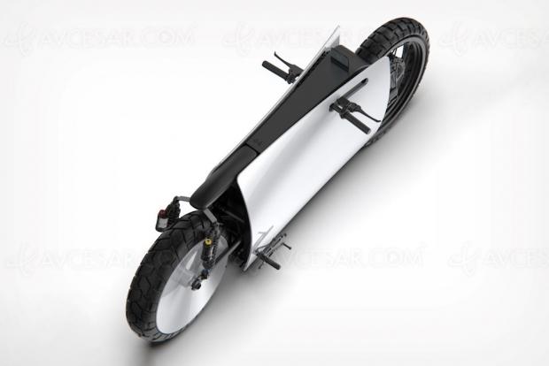 Et si la PlayStation 5 était… une moto