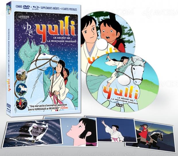 Yuki le secret de la montagne magique: une perle inédite d'animation le 20janvier
