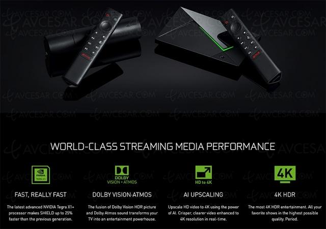 Mise à jour nVidia Shield Experience 8.2.2 (Android 9) : compatibilité manettes PS5 DualSense et Xbox Series S/X