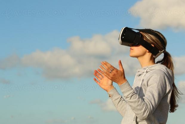 Casque de réalité virtuelle Apple haut de gamme en développement
