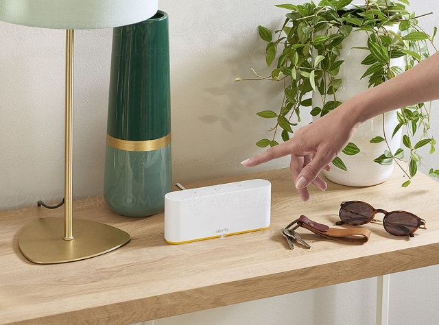Somfy TaHoma Switch : commande intelligente Smart Home