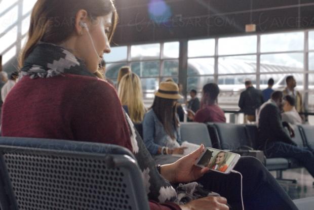 Netflix et application Android, qualité audio améliorée