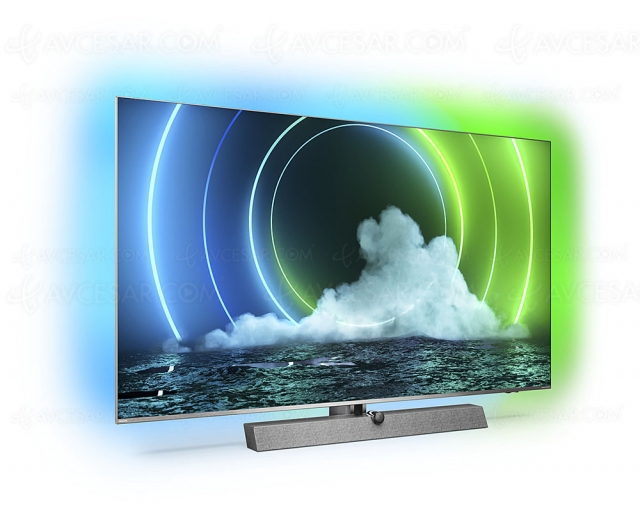 Philips OLED806/856 et Mini LED Philips PML9636/PML9506, HDMI 2.1 48 Gbps et VRR 40/120 Hz