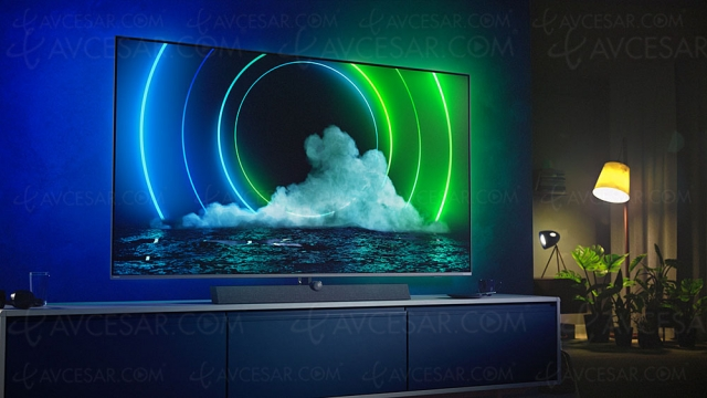 TV Mini LED Ultra HD 4K Philips PML9636 : 65'' et 75'' annoncés