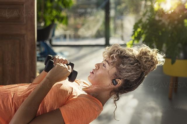 Philips A7306, écouteurs True Wireless pour sportifs