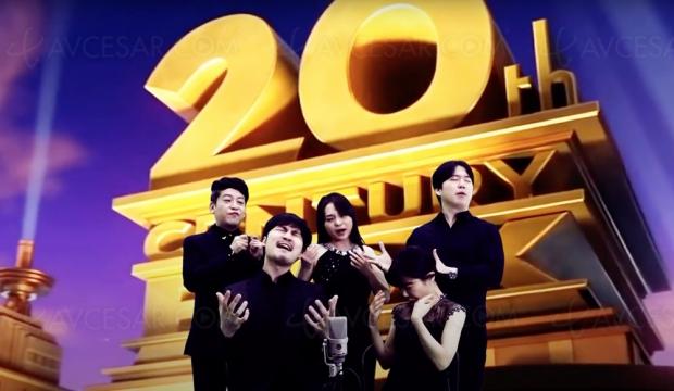 À écouter ! 5 Coréens reprennent a capella les intros des studios hollywoodiens