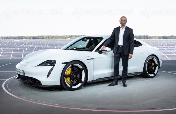 Un boss de Porsche pour l'Apple Car