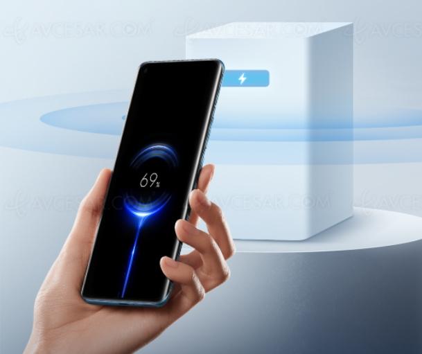 Mi Air Charge : Xiaomi annonce sa technologie de recharge à distance
