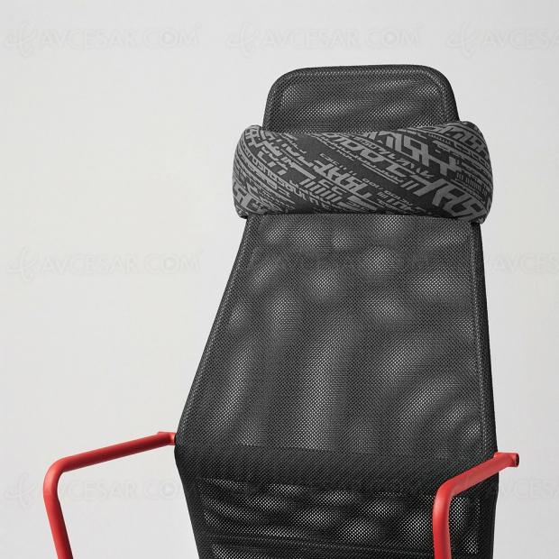 Ikea sur le secteur des meubles gamer avec Asus Rog