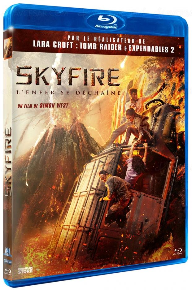 Skyfire : lave et explosions le 10mars