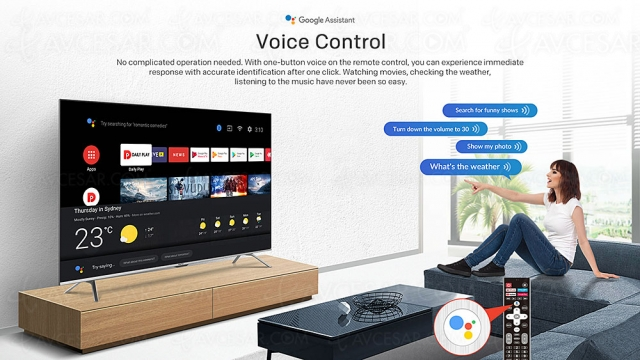 TV LED Ultra HD 4K Metz MUC7000Z : mise à jour prix
