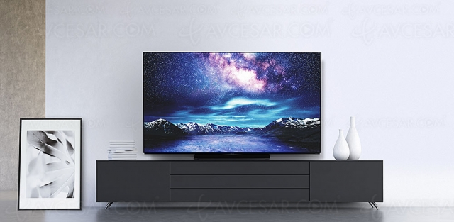 TV Oled Ultra HD 4K Metz MOC9000Z : Android 10 et Bluetooth 5.0