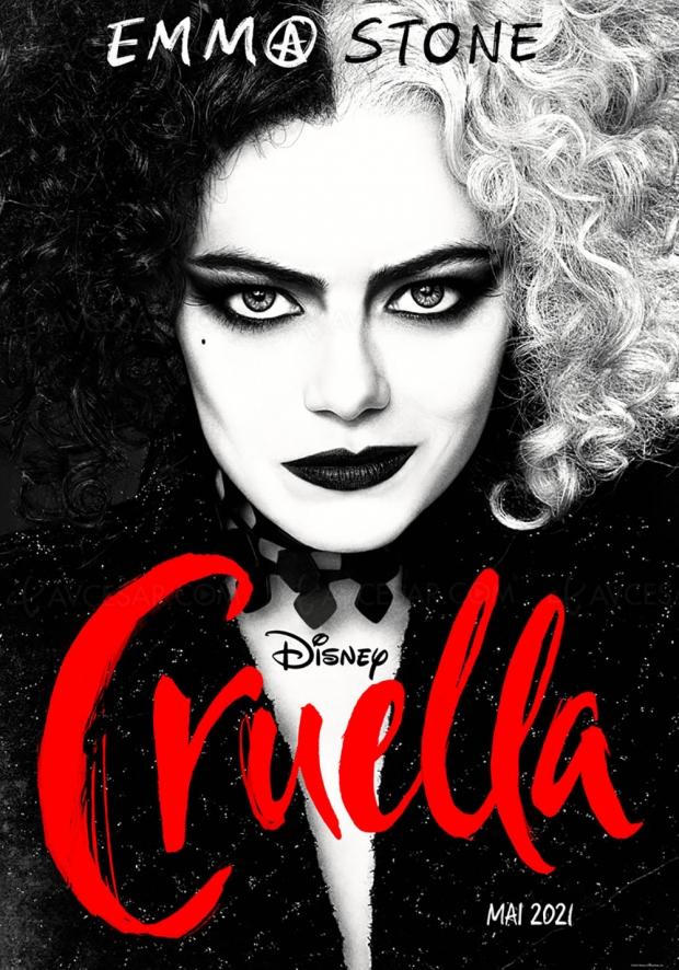 Cruella de Disney, première bande-annonce badass