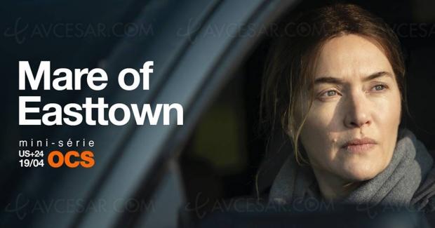 OCS : première bande-annonce de la série Mare of Easttown avec Kate Winslet