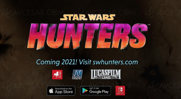 Star Wars : Hunters, nouveau jeu iOS, Android et Switch