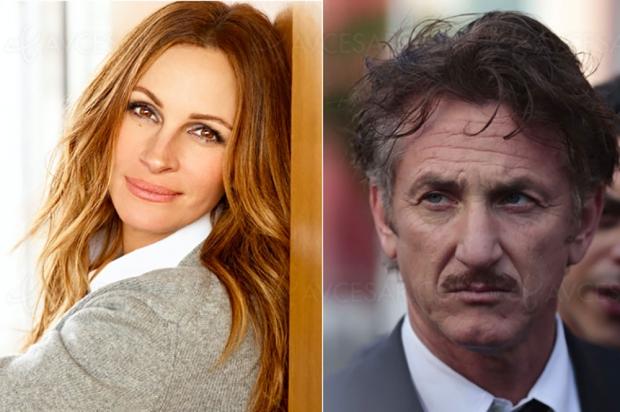 Starz achète la série Gaslit avec Julia Roberts et Sean Penn