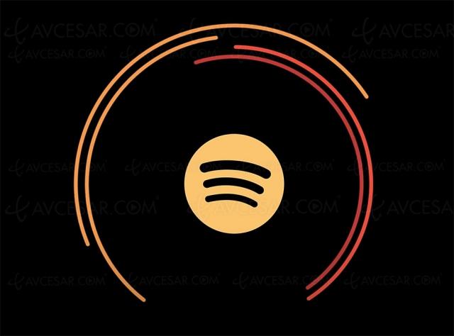 Spotify HiFi, lancement fin 2021 d'une offre qualité CD audio