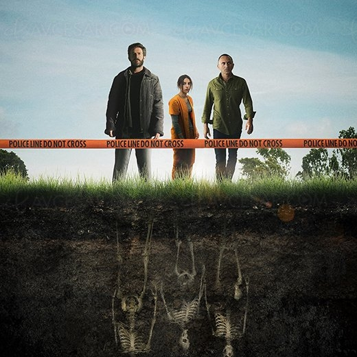 La série israélienne The Grave débarque sur Salto