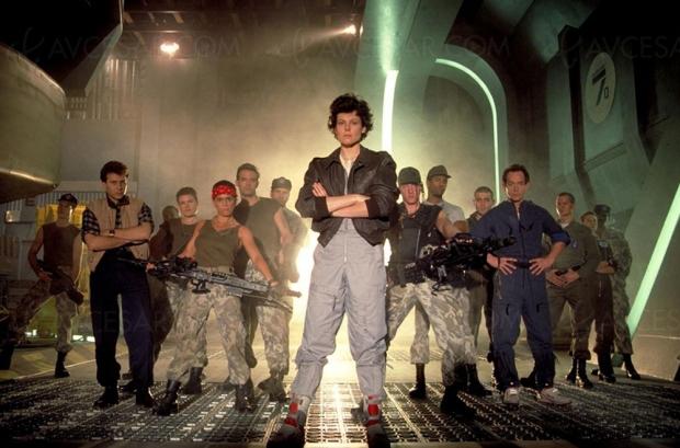 Aliens, Alien 3 et Alien la résurrection bientôt en 4K Ultra HD Blu‑Ray ?