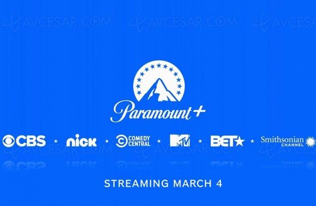Paramount+ bientôt concurrent de Disney+ et Netflix