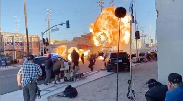 Michael Bay montre les coulisses explosives de son tournage (vidéo)
